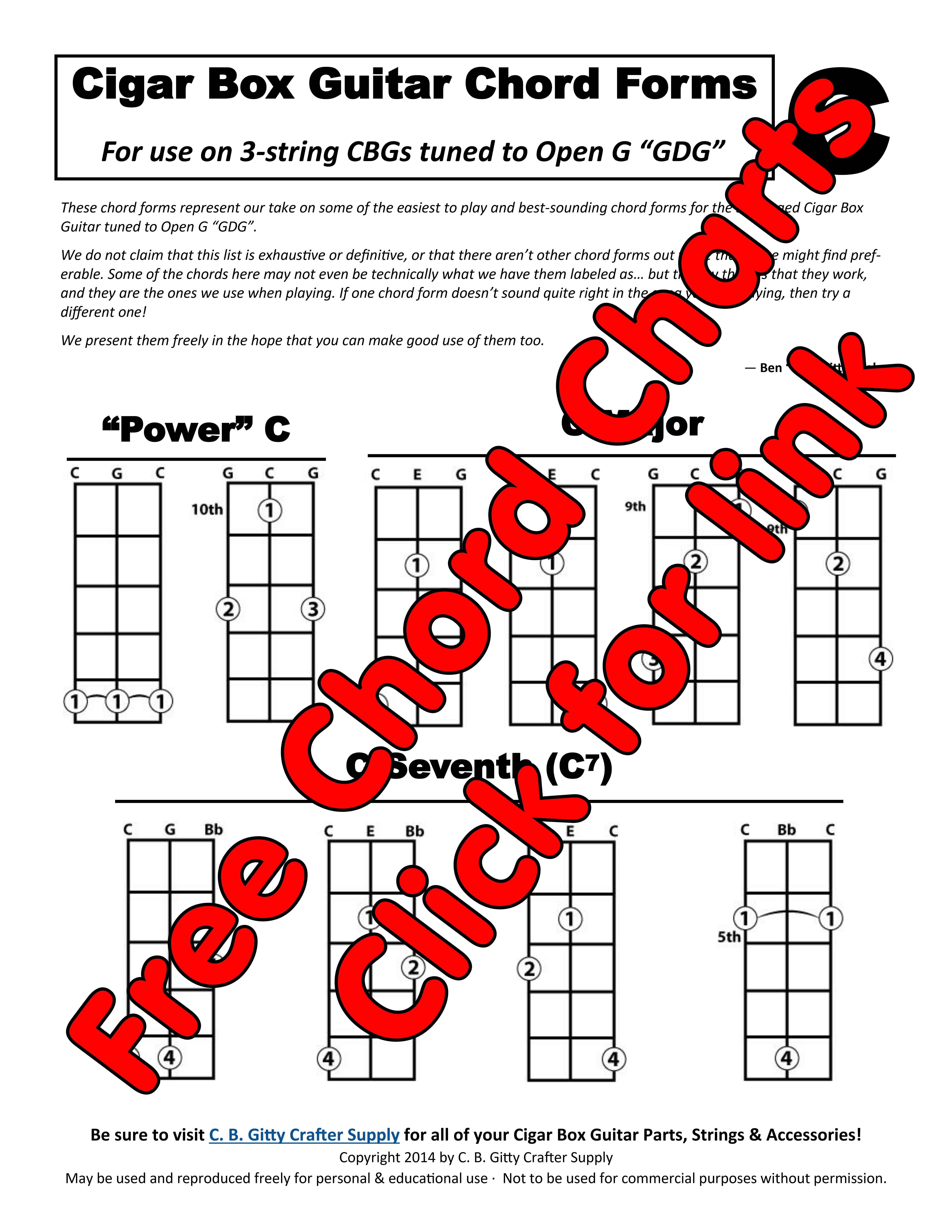 3 string chord chart free download slide. Black Bedroom Furniture Sets. Home Design Ideas